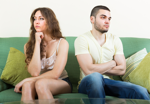Krise i parforhold
