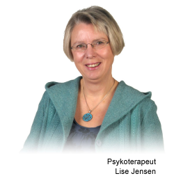 Kropsterapi v/ Kropspsykoterapeut Lise Jensen