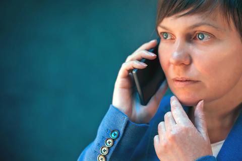 Onlineterapi via telefonen