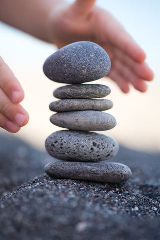 Find ro og balance igen